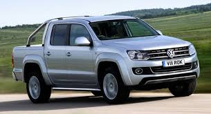 VW Prices Amarok Pickup Truck from £16,995 in the UK | Carscoops