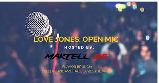 Love Jones August Open Mic At Flavor Brunch Hazel Crest Gorgeous Images About Hw I Mic To Be Inlove