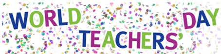 Image result for world teachers day
