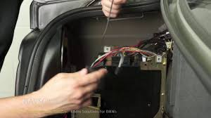 bmw e46 wiring harness adapter cdc wiring library bavsound bmw dsp adapter installation for soundplicity kits on vimeo