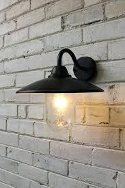 outdoor gooseneck lighting gasworks wall light exterior lights fat s vintage ltd home depot outdoor gooseneck lighting
