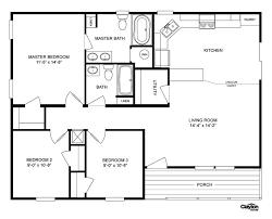 basic house floor plans free