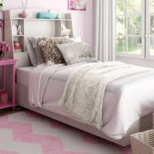 Bookcase Bedroom Furniture Appealing Twin Bed Bookcase Headboard 4 Bookcase Storage Solid
