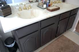 Handicap Bathroom Vanities Bathroom Vanity Before And After Paint Jobpainted Vanities