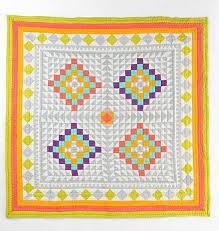 Seeing Kaleidoscope Patterns Extraordinary STYLEBEAT SEEING PATCHWORK PRISM KALEIDOSCOPE Traditional