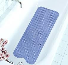 best non slip bathtub mat best rectangle non slip bathtub mat grey finish for enchanting bathroom