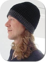 Mens Crochet Beanie Pattern