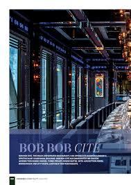 Bob Bob Cité London Premier Construction News