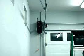 low clearance garage door zero clearance garage door opener high ceiling garage door opener the genie low clearance garage door