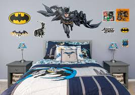 batman the new 52 life size officially licensed dc removable wall