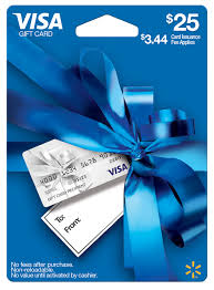 25 walmart visa gift card walmart