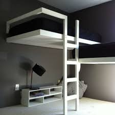 Wall Mounted Bunk Beds  Bedroom Interior Designing