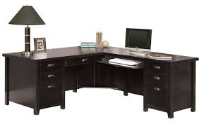 l shaped executive desk with right return