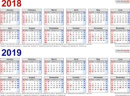 Printable School Year Calendars Elegant School Year Calendar Printable Calendar 2019