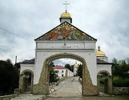 Картинки по запросу Гошевский монастырь фото