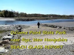 Tide Chart Odiorne Point Nh Odiorne Point State Park Beach Glass Report