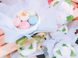 Candy Mooncake Jasmine Pot 2018