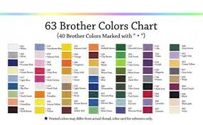 Polystar Thread Color Chart Pantone Thread Conversion Online Charts Collection
