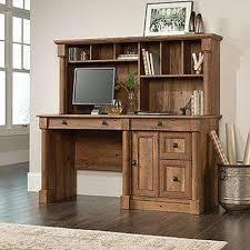 oak desks for home office. Palladia Vintage Oak Computer Desk With Hutch Desks For Home Office V