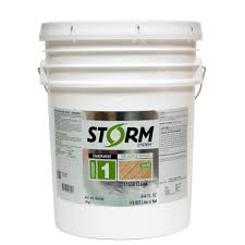 Storm System Category 1 5 Gal Clear Exterior Premium 100 Acrylic