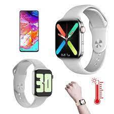 Ateş Ölçer Akıllı Saat Samsung Galaxy A70 Uyumlu Türkçe Dil Beyaz Fiyatları  ve Özellikleri