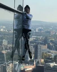 French Spiderman' arrested after scaling London tower | World news | The  Guardian