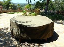 treasure garden covers treasure garden protective patio furniture cover round table