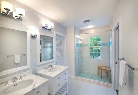 bathroom accent tile floor ideas contemporary with mosaic glass wall in idea 18
