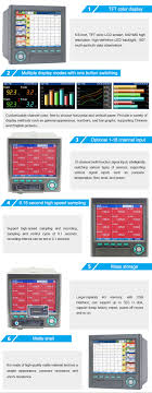 Water Pressure Chart Recorder Fst500 602 6 18 Channel Paperless Water Level Pressure Temperature Chart Recorder View Temperature Chart Recorder Firstrate Product Details From