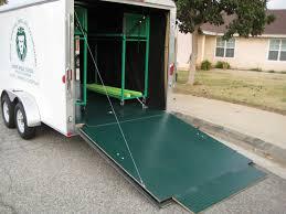 maintaining your trailer floor
