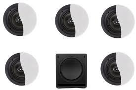 klipsch in wall speakers. klipsch cdt2650ii in wall system #1 speakers w