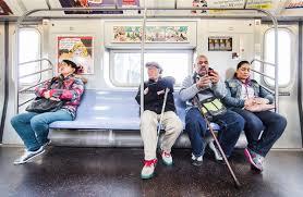 people inside subway train. Simple Subway SUBWAYarticleLarge  U201c On People Inside Subway Train N