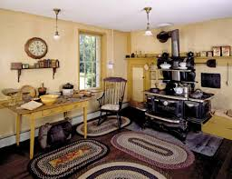History Of Kitchen Appliances History Of The Kitchen Stove Old House Restoration Products