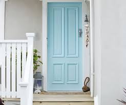 cheap front doorCheap DIY Fixes to Make Your Home More Livable