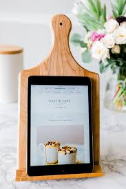 Kitchen Tablet Holder Diy Kitchen Tablet Holder
