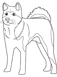 Small Picture Dog Breed Coloring Pages Coloring Furry Friends Pinterest Coloring