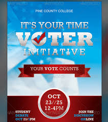 Political Event Flyer 8 Election Brochure Templates Free Psd Design Examples