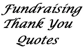 Thank You For Your Donation Quotes