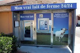 Milk In Vending Machines Custom Say Moo Raw Milk Vending Machines Are Hitting European Streets