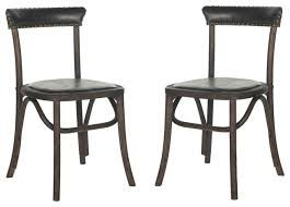 safavieh kenny side chairs set of 2 cherner side chair csc05
