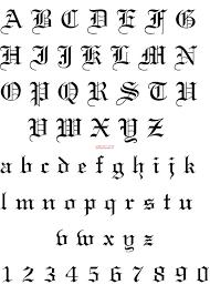 Fonts For Tattoos Tattoo Fonts Tattoos Tatto