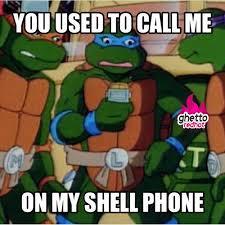 ninja turtle memes | Tumblr via Relatably.com