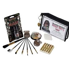 zombie makeup kit by mary costume special effects palette walking dead fx