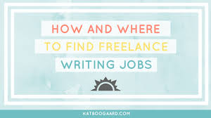 kat boogaard lance writing jobs how and where to them  kat boogaard lance writing jobs how and where to them kat boogaard