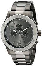 invicta mens watch gunmetal invicta men s 15164 specialty chronograph gunmetal ss charcoal watch