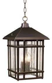 outdoor hanging lighting fixtures. Beautiful Fixtures J Du Sierra Craftsman 16 12 In Outdoor Hanging Lighting Fixtures