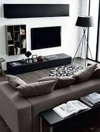85 awesome masculine living room design