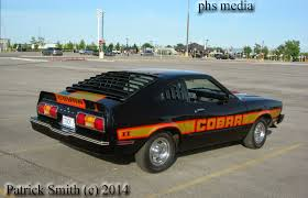 1978 Ford Mustang Cobra II: The Final Hiss | phscollectorcarworld