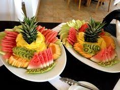 Decorated Fruit Trays Fruit Tray Displays Love this Fruit display Products I Love 3