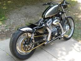 lowering rear fender with shocks bobbers pinterest